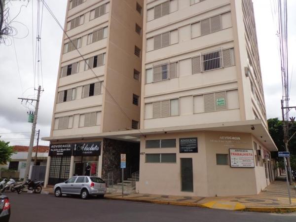 Rua Anchieta, 487 - Apartamento 12